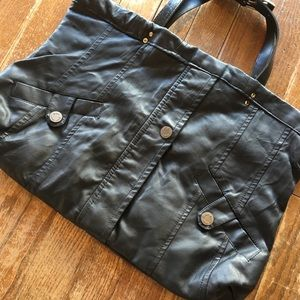 Handbags - Boom Boom Jeans Black Bag